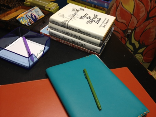 Elsa's Notebook