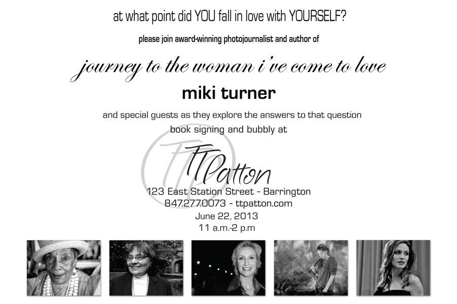 Miki-Turner Poster
