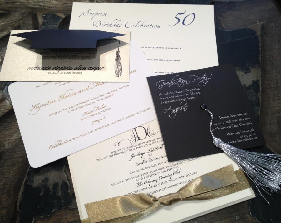 party invitations photo