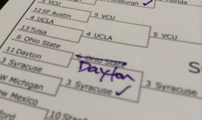 Blowing Up Brackets