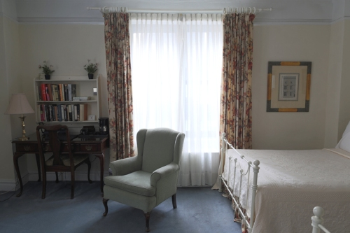 Room at Roger Smith Hotel