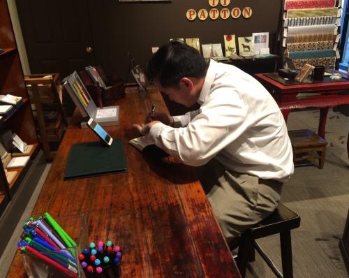 writer photo