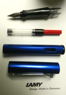 Looking for the perfect day-to-day fountain pen? I've found it. Stop in to find which style you like best.