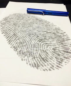 Not to spoil the secrecy of this year's creative project, but it will include every writer's own fingerprint...